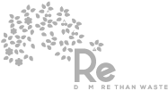 ReBin Do More Than Waste | Logo